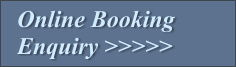 online booking enquiry